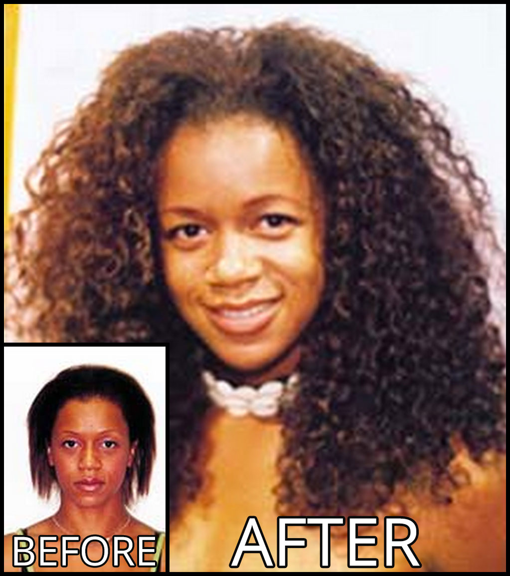 Before After Archives The Best Hair Extension Institute In Atlanta